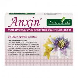 ANXIN CAPSULE Plantextrakt