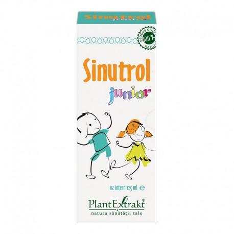 SINUTROL JUNIOR Plantextrakt