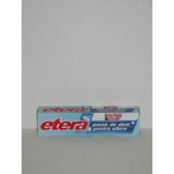 Pasta de dinti ETERA pentru albire