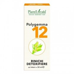 POLYGEMMA 12 - RINICHI DETOXIFIERE PlantExtrakt