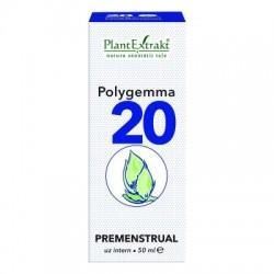 POLYGEMMA 20 - PREMENSTRUAL PlantExtrakt